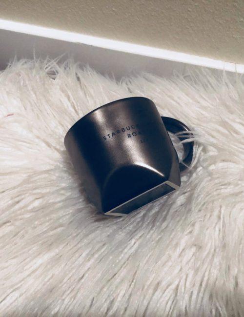 Starbucks Dark Grey Reserve Roastery Mug