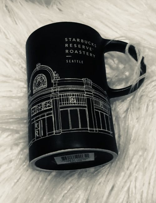 Starbucks Black Seattle Reserve Mug