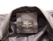 Leather coat 003